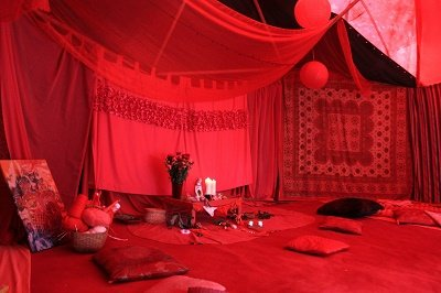What is the name of your red tent red tent gatherings norfolk