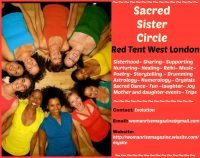 Sacred Sister Circle (Red Tent West London)
