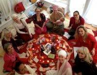 Woking Red Tent Women Gathering