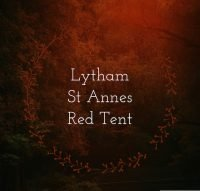 Lytham St Annes Red Tent logo