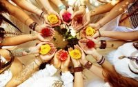 Photo credit: the picture of a circle of hands holding blooms is from https://www.universe.com/…/a-sacred-circle-of-women-the-fem… We shall use our own photos once we're up and running