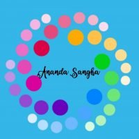 Ananda Sangha Red Tent