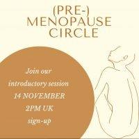 (Pre-)Menopause Circle, Oxford
