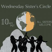 WEDNESDAY SISTERS' CIRCLE- SOVEREIGN SISTERS' SOCIETY