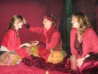 Earthaven Virtual Red Tent, North Carolina